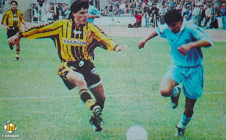 Adrián Romero, atigrado por siempre