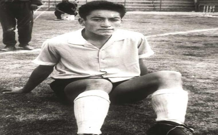Ramiro Blacut ex jugador de The Strongest