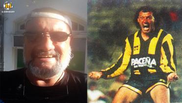 Claudio Mir en el corazón atigrado