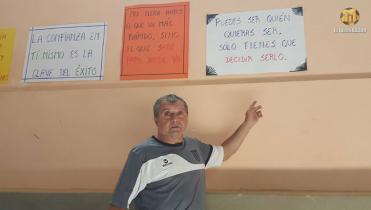 Sergio Luna hace un llamado al fútbol boliviano