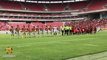Uno X Uno frente a Sport Recife